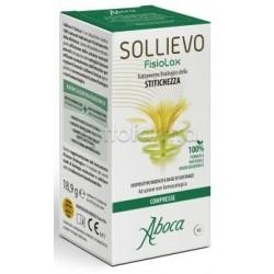 Aboca Sollievo Fisiolax Dispositivo Naturale Per Stitichezza Formato Famiglia 90 Compresse