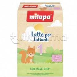 Milupa 1 Latte per Lattanti in Polvere dalla Nascita a 6 Mesi 600g
