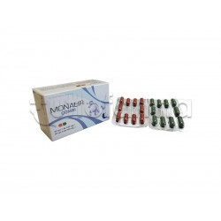 Biogroup Monalip Combi Integratore per Colesterolo 20 Capsule A+20 Capsule B
