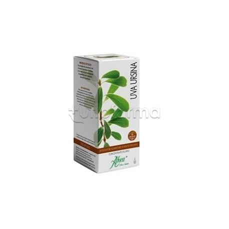 Aboca Uva Ursina Fluido concentrato 75 ml