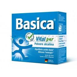 Basica Vital Pur Integratore con Sali Minerali e Oligoelementi 20 Bustine