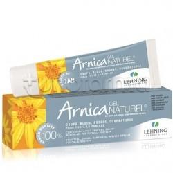 Lehning Arnica Gel Naturale per Dolori Articolari e Muscolari 50g