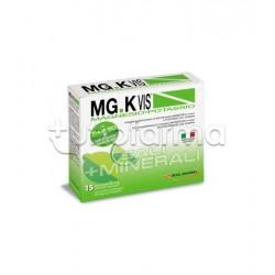 Mgk Vis Lemonade Integratore Magnesio e Potassio 15 Bustine gusto Limone
