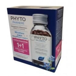 Lierac Phytophanere Integratore per Capelli e Unghie 90 Capsule + 1 Confezione Omaggio