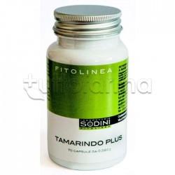 Sodini Tamarindo Plus Integratore per Stitichezza 70 Capsule