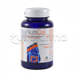 Nutrigea Nutricol Integratore per Benessere Intestinale 120 Capsule