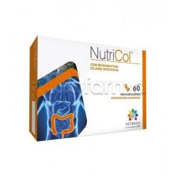 Nutrigea Nutricol Integratore per Benessere Intestinale 60 Capsule