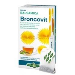 Erba Vita Broncovit Tisana Lenitiva Bronchi 20 Bustine