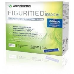 Arkopharma Figurmed Medical per Sovrappeso 45 Bustine