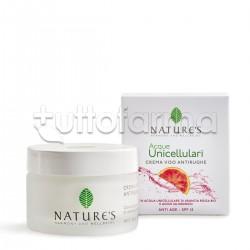 Bios Line Nature's Acque Unicellulari Crema Viso Antirughe 50ml