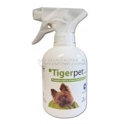 Tigerpet Spray Veterinario Topico per Cani e Gatti 300ml