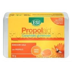 Esi Propolaid Caramelle Propoli + Miele Benessere Gola 50 gr