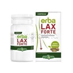 Erba Vita Erbalax Forte Integratore Intestinale 100 Compresse