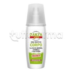 Zanza Free Spray Protettivo Corpo Antizanzare 100ml