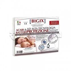 Bigix Pharma Copriguanciale Antiacari con Trattamento Antibatterico 1 Pezzo