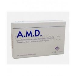 AMD Integratore per Invecchiamento Cutaneo 24 Compresse