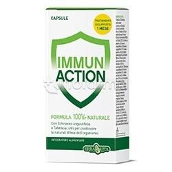 Erba Vita Immun Action Integratore Difese Immunitarie 60 Capsule