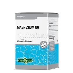Erba Vita Magnesium B6 Integratore Magnesio 60 Compresse
