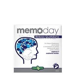 Erba Vita Memo Day Integratore Memoria 10 Flaconcini