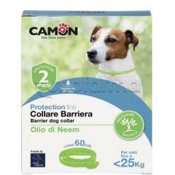 Camon Collare Barriera Antiparassitario Veterinario per Cani 60cm 1 Pezzo