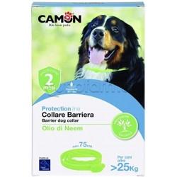 Camon Collare Barriera Antiparassitario Veterinario per Cani 75cm 1 Pezzo