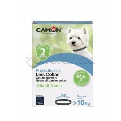 Camon Leis Collare Barriera Antiparassitario Veterinario per Cani 60cm 1 Pezzo