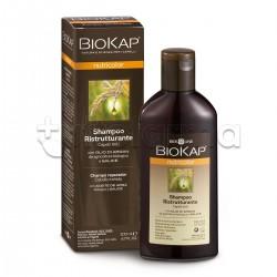 Bios Line Biokap Nutricolor Shampoo Ristrutturante Capelli Colorati 200ml