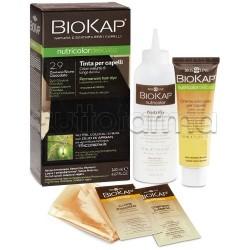 Bios Line Biokap Nutricolor Delicato Tinta per Capelli 2.9 Castano Scuro Cioccolato