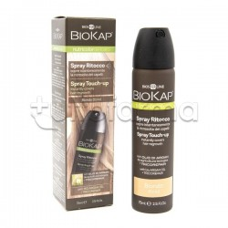 Bios Line Biokap Nutricolor Delicato Spray Ritocco Biondo 75ml