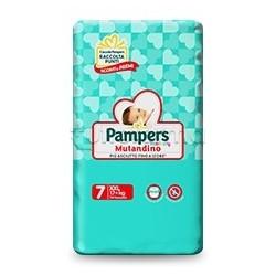 Pampers Baby Dry Mutandino XXL Pannolini per Bambini Taglia 7 (+17Kg) 14 Pezzi