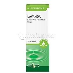 Erba Vita Olio Essenziale Lavanda Integratore Rilassante 10 ml