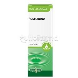 Erba Vita Olio Essenziale Rosmarino Integratore Digestivo 10 ml