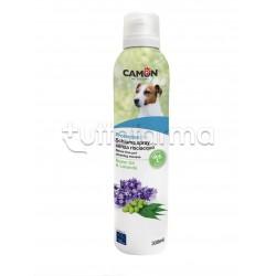 Camon Schiuma Spray Senza Risciacquo Veterinaria per Cani e Gatti 300ml