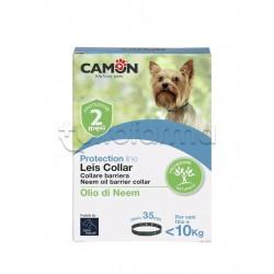 Camon Leis Collare Barriera Antiparassitario Veterinario per Cani 35cm 1 Pezzo