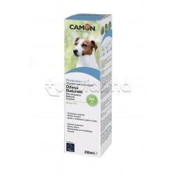 Camon Shampoo Difesa Naturale Veterinario per Cani e Gatti 200ml