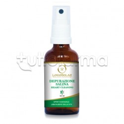 Depurazione Salina Heart Clean Spray 50ml