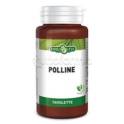 Erba Vita Polline 400 Mg Integratore Alimentare 125 Tavolette