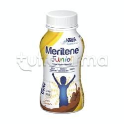 Nestlè Meritene Junior Integratore Vitaminico Gusto Cioccolato 200ml