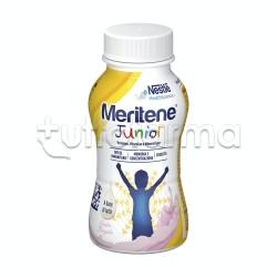Nestlè Meritene Junior Integratore Vitaminico Gusto Fragola 200ml