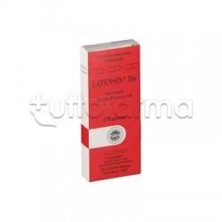 Sanum Latensin D6 Rimedio Omeopatico 5 Capsule