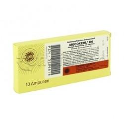 Sanum Mucokehl Atox D6 Fiale Rimedio Omeopatico 10 Fiale 1ml