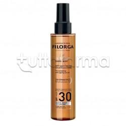 Filorga UV Bronze Olio Solare Corpo Antietà SPF30 150ml