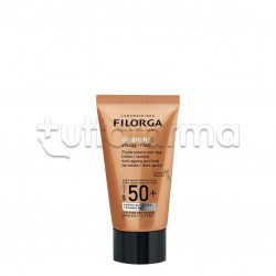 Filorga UV Bronze Fluido Solare Viso Antietà SPF50+ 40ml