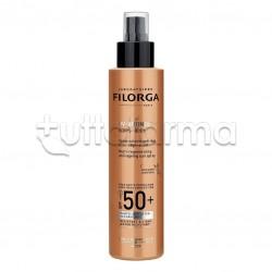 Filorga UV Bronze Spray Solare Corpo Antietà SPF50+ 150ml