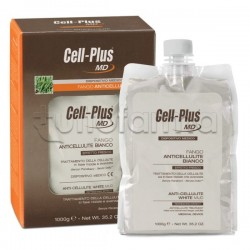 Bios Line Cell Plus MD Fango Anticellulite Bianco 1Kg