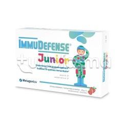 Metagenics Immudefense Junior Integratore per Difese Immunitarie Dei Bambini 30 Compresse Masticabili