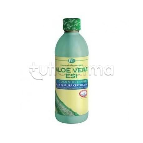 Esi Aloe Vera Colon Cleanse Succo 500 ml
