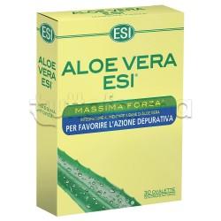 Esi Aloe Vera Massima Forza Integratore 30 compresse