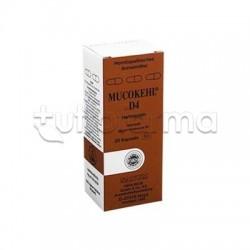 Sanum Mucokehl D4 Rimedio Omeopatico 20 Capsule