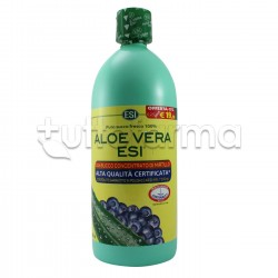 Esi Aloe Vera Succo Mirtillo Integratore 500 ml